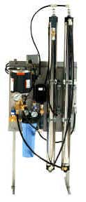 600 GPD - Reverse Osmosis Wall Mounted System