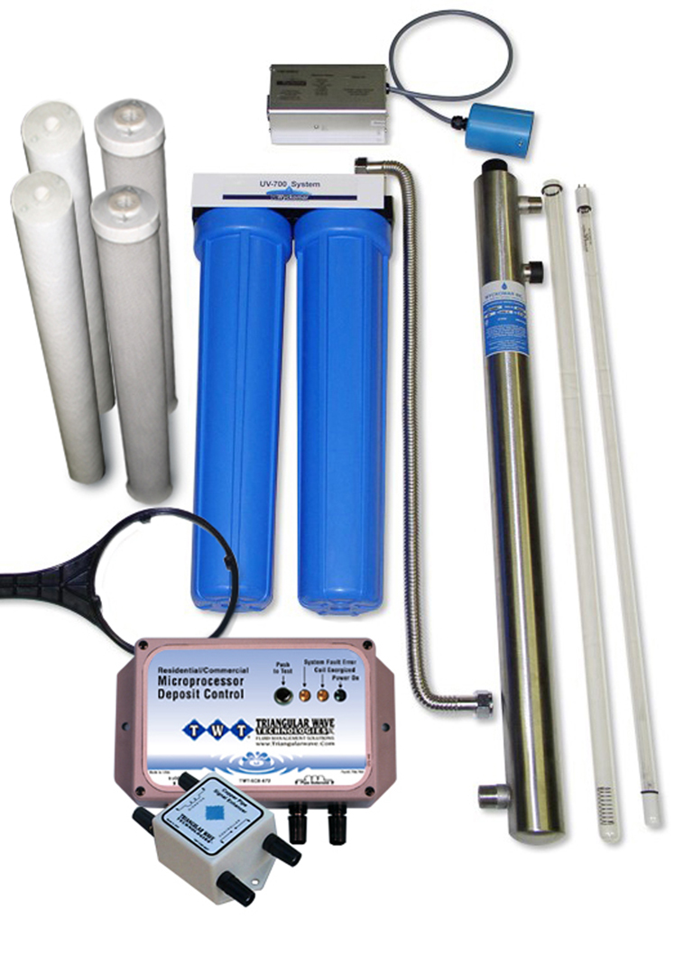 All-In-One Kit - 8 GPM