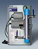 4 GPM - Ultraviolet System with Manual Shut-Off Valves, Alarm & UV Monitor - 120V/60 Hz